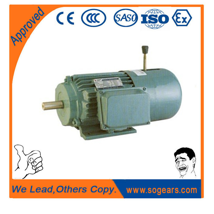 YEJ industrial fan motors electric IP55