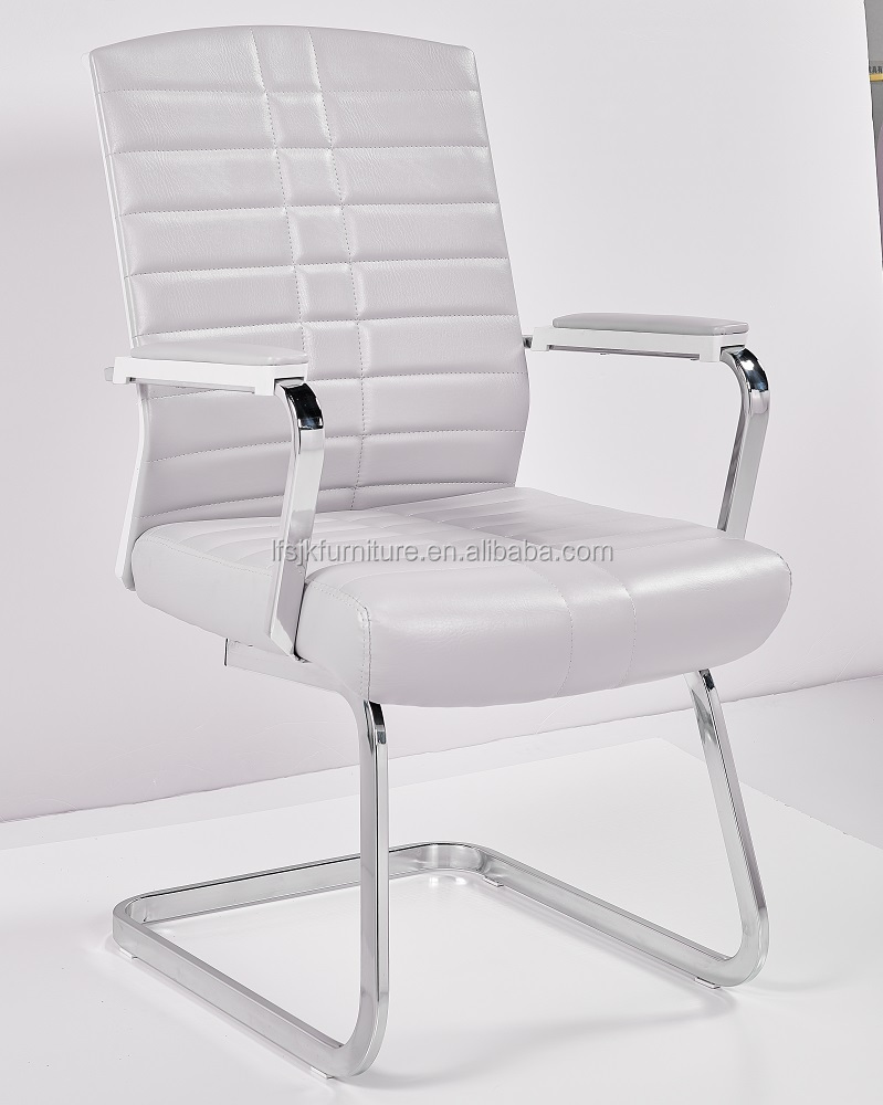 executive white leather office chair sc 403 for sale buy