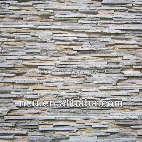 Panel de pared 3d imitaci n piedra cornisa paneles para - Paneles imitacion piedra bricodepot ...