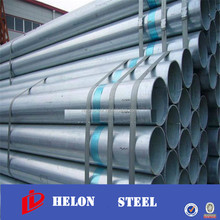 steel pipe for fence ! plain head gi pipes steel pre gi pipes