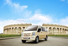 Dongfeng mini van 11 seats mini bus