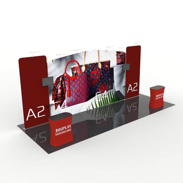 Activity Event Standard Size Trade <strong>Show</strong> Displays Booth 20X20 displays for exhibition