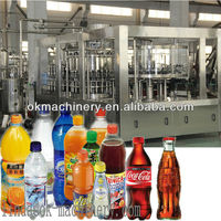 New easy-maintained energy drink production line