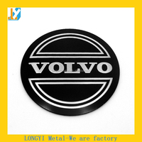 High quality custom luxury car emblem in zinc alloy