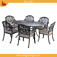 easy to use cast aluminum patio sets patio garden furniture