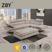 Modern african fabric Nice Home Furniture otobi furniture in bangladesh sofa Zoy-97820