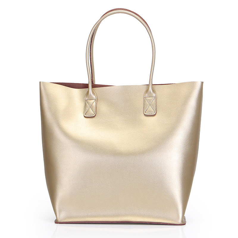 8673870efbc8 Buy Sac Luxe Femme Marque Celebre Woman Bags Fashion Genuine Leather Luxury Handbags  Women Bags Designer Casual Totes Shopper Bag in Cheap Price on ...