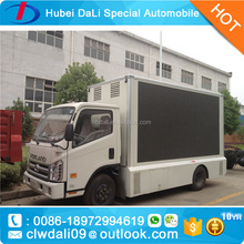 hot sale big bright 10mm led mobile billboard for truck for sale