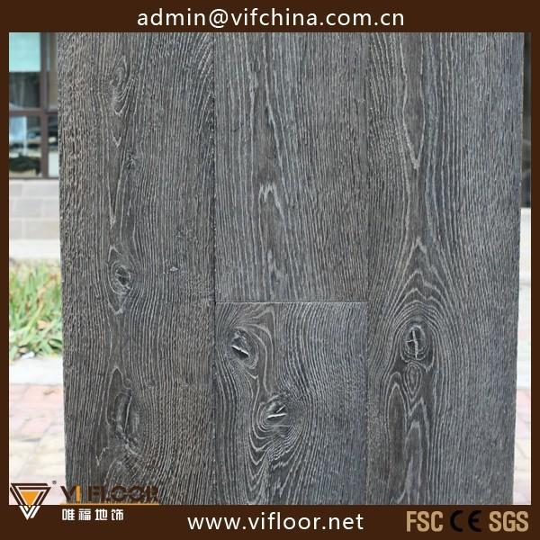 새로운 디자인 회색 다층 엔지니어링 나무 바닥-조작 바닥재 ...