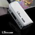 Electronic cigarette best LSBOX 80W TC temperature control vaporizer free samples