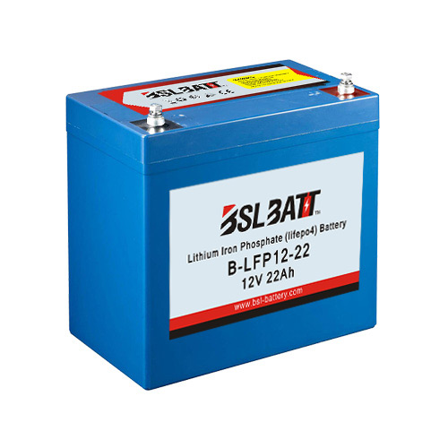 Deep cycle Lithium ion 12V 22Ah LiFePO4 lithium ion car battery