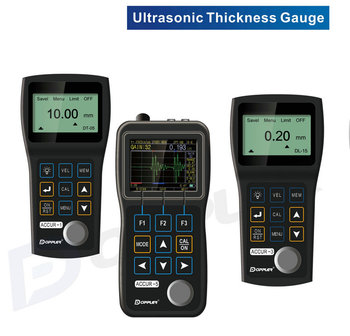 Guangzhou manufacturer of Portable Digital metal digital thickness gauge