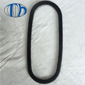 Custom rubber seal o ring sandblast helmet rubber ring
