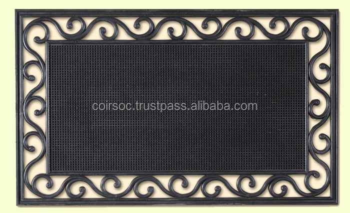 Best thin rubber mat