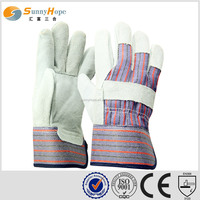 Sunnyhope gardening gloves leather working gloves