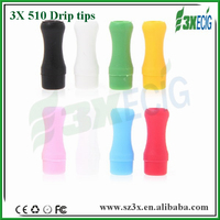 New Hight quality soft tip disposable e-cigarette drip tips