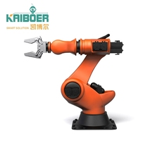 High Quality Cnc Intelligent Programmable Lightweight Mini Industrial Robot Arm For Weld