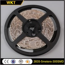 Low price top sell 2835-5meters-300smd n flexible led strip