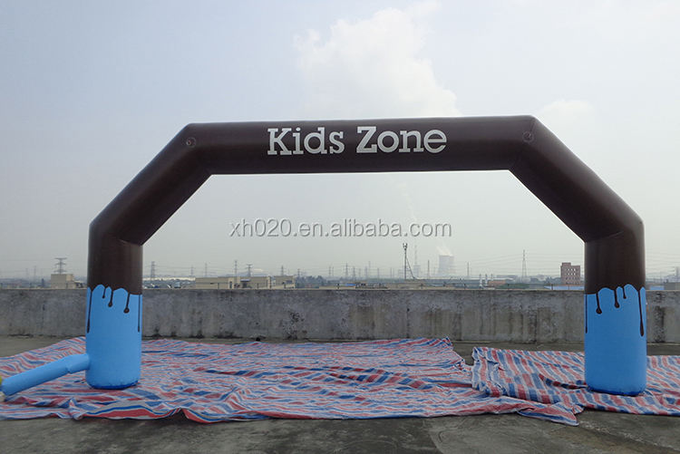 inflatable arch pvc