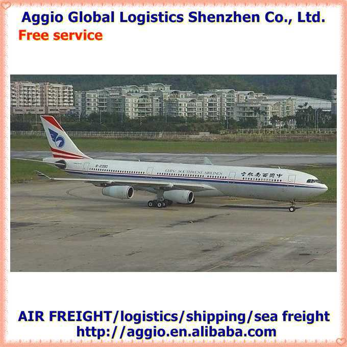 aggio air cargo freight for fashion jewellery for young people