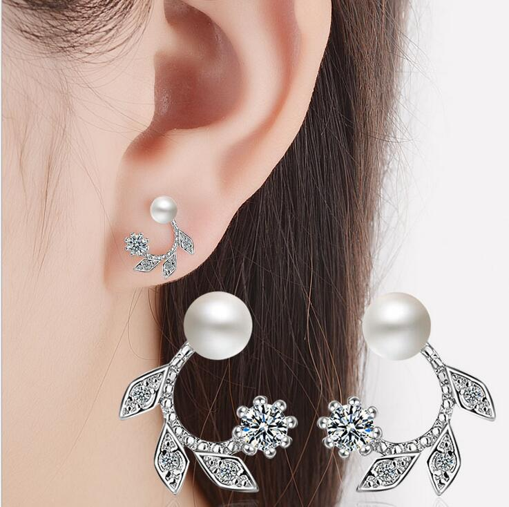 Korean Earrings Alloy Manufacturer Make Your Design