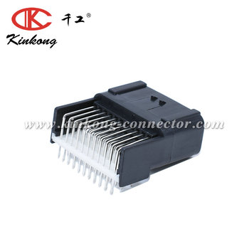 33 Pin Sumitomo pcb pinheader automobile ECU connector 6188-0800 for HONDA
