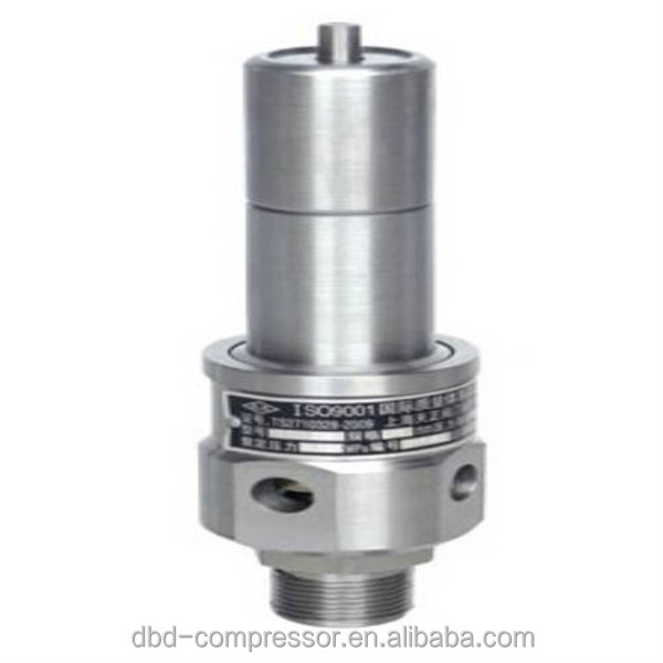 air compressor spare parts safety valve