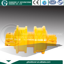 Made in China SHANTUI SD22 bulldozer spare parts Single Flange track roller pc200