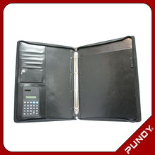 wholesale leather certificate portfolio with card holders