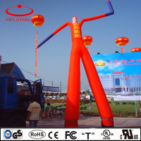 giant customized inflatable air dancer