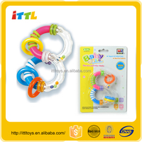 ABS Baby Rattle Set Toy Infant Learning Toy Infant Rattle Toy Winkel Rattle