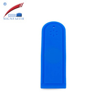 Waterproof Heat Resistant Washable Barcode Silicone NFC Laundry Tag
