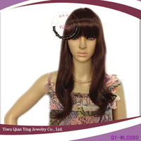 nature curly yiwu making wigs