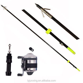 Bowfishing reel kit compound bow accessory compound bow for Fishing bow kit