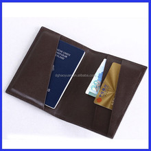 Hot selling unisex passport holder passport cover/case