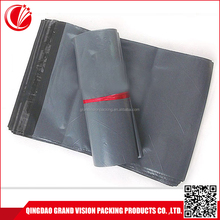 Online shopping custom made golf polybag mailing bags with suffocation warning