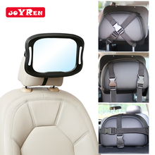 Made In China Best 360 Degree Adjustability Car Back Seat Child Safety Baby Rear View Mirror