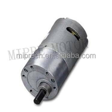 37mm 6v 12v Low Rpm Dc Gear Motor Buy Dc Gear Motor Gear