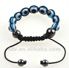 2012 designer inspired jewelry bracelet evil eye