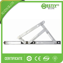 stainless steel window top-hung hinge square groove friction hinge friction stay hinge