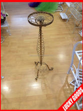 wholesale hot popular cheap wedding flower stand decoration
