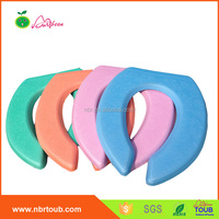 new design non-toxic eva foam toilet seat cover