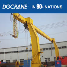 Construction Machinery 10T Electric Driven Gantry Crane Prices Picture With Ce&Iso
