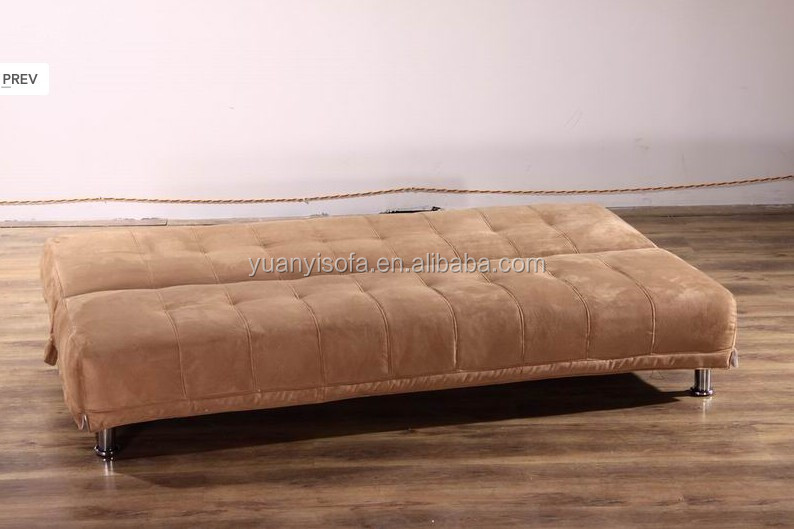 Wooden Folding Fabric sofa bed /Bedroom furniture sofa bed YB2211