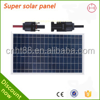 120w poly solar panel made in China