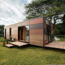 Best Selling Quality movable luxury prefabricated living container house