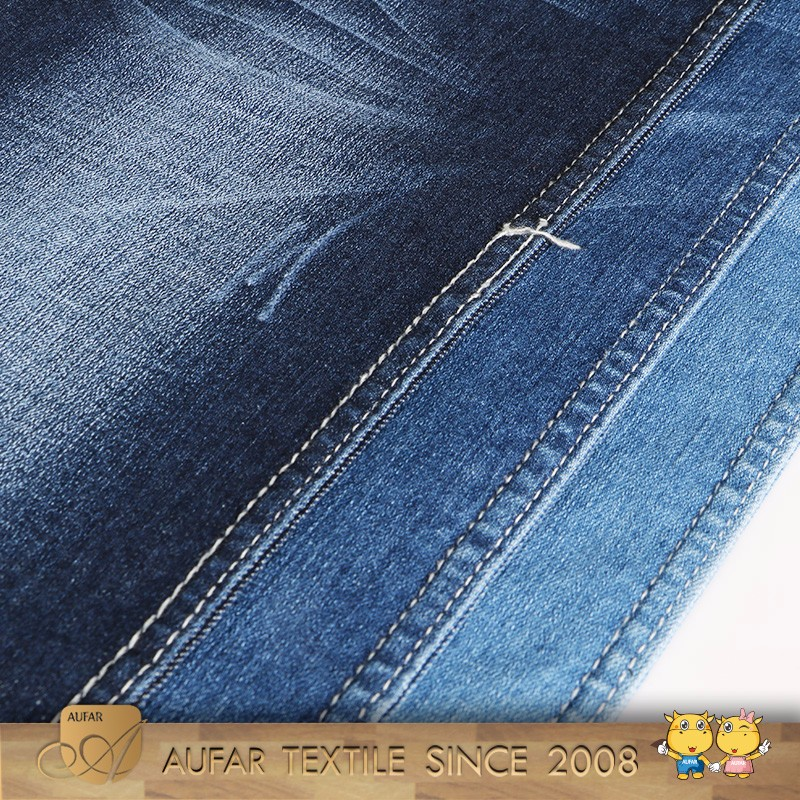 A913-1 Profession organic jeans fabric manufacturers in india