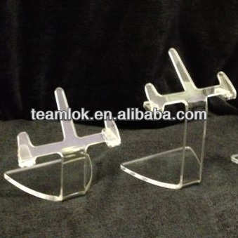 CLEAR ACRYLIC SUNGLASSES & SPECTACLE DISPLAY STANDS