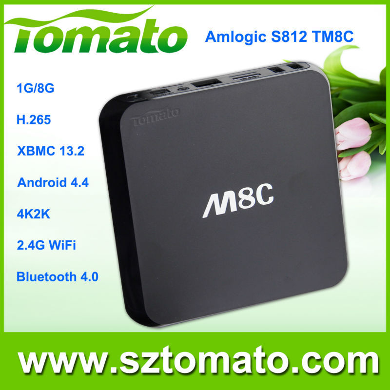 quad core amlogic S812 japanese iptv TM8C