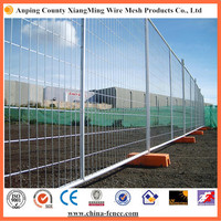 galvanized wire mesh temporary fence hot sale for event sites